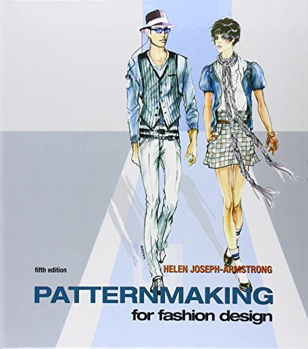 Patternmaking for Fashion Design (with DVD)