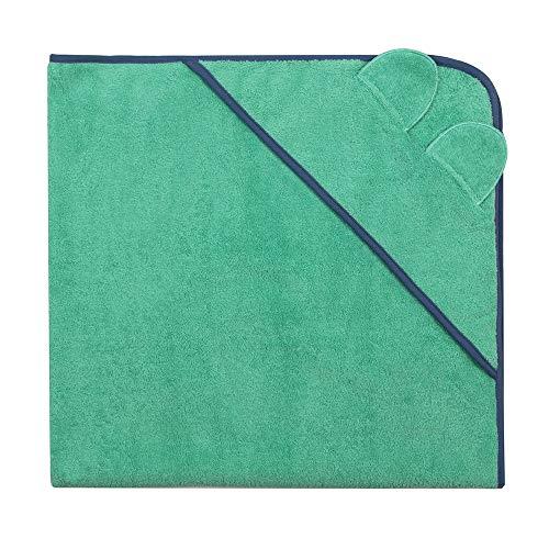 Fred'S World By Green Cotton Towel Maillot Une pièce, Turquoise (Ming 014542001), Unique (Taille Fabricant: 100X100) Bébé garçon
