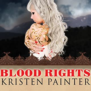 Blood Rights audiobook cover art