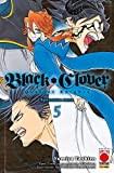 Black Clover - Quartet Knights N° 5 - Powers 12 - Planet Manga – Panini Comics – Italiano