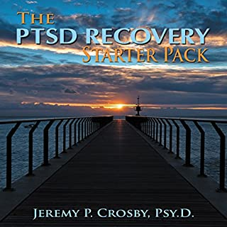 The PTSD Recovery Starter Pack audiobook cover art