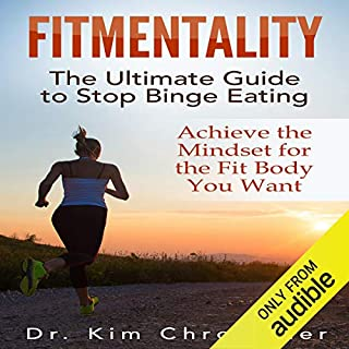 FitMentality: The Ultimate Guide to Stop Binge Eating audiobook cover art