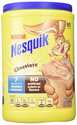 Nestle Nesquik Chocolate Powder 41.9 oz