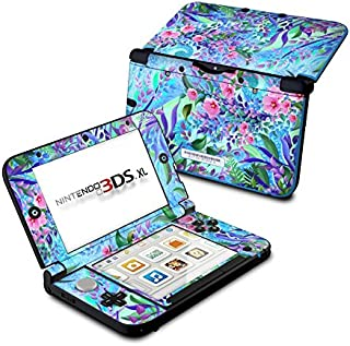 Lavender Flowers - DecalGirl Sticker Wrap Skin Compatible with Nintendo Original 3DS XL
