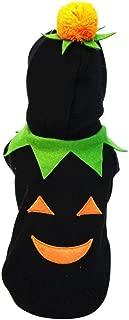 SENERY Pet Clothes Cosplay Pumpkin Design Cat Halloween Party Cute Costume Comfort for Small Medium Dog Pet Product