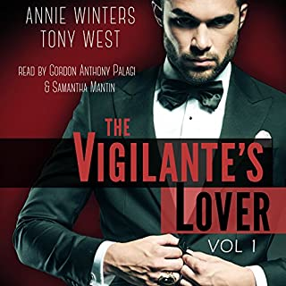 The Vigilante's Lover: A Romantic Suspense Thriller audiobook cover art