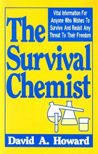 The Survival Chemist (#C-562)