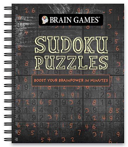 Brain Games - Sudoku (Chalkboard #2), 2: Boost Your Brainpower in Minutes