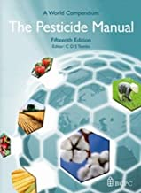 Pesticide Manual: A World Compendium