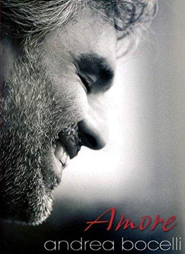 Andrea Bocelli: Amore. Für Klavier, Gesang & Gitarre