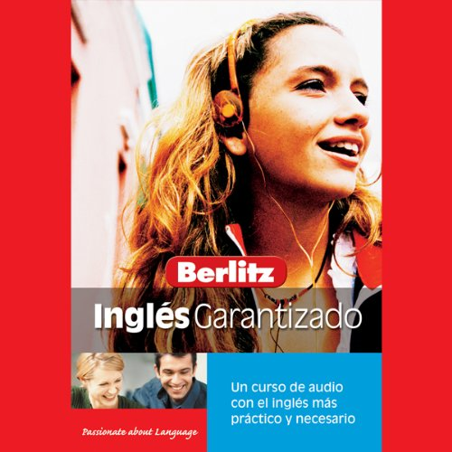 Berlitz Ingles Garantizado [Berlitz English Guaranteed] audiobook cover art
