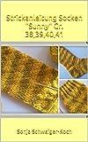 Strickanleitung Socken 'Sunny' Gr. 38,39,40,41