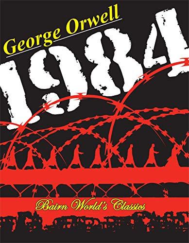 1984: GEORGE ORWELL (English Edition)