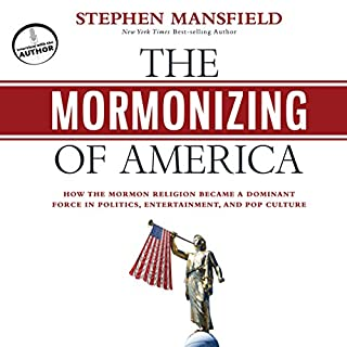 The Mormonizing of America cover art