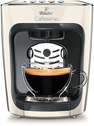 Tchibo Cafissimo mini Kaffeekapselmaschine (für...