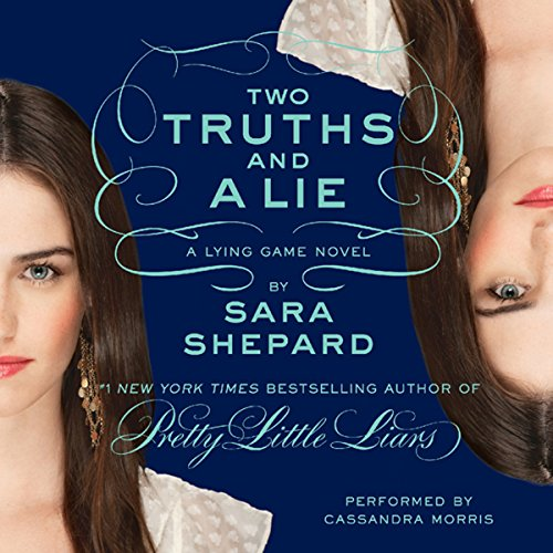 Two Truths and a Lie  cover art