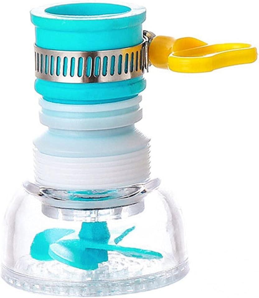 JUSTJING Booster shipfree Under blast sales Shower Kitchen Home Water D Tap Filter 360 Head