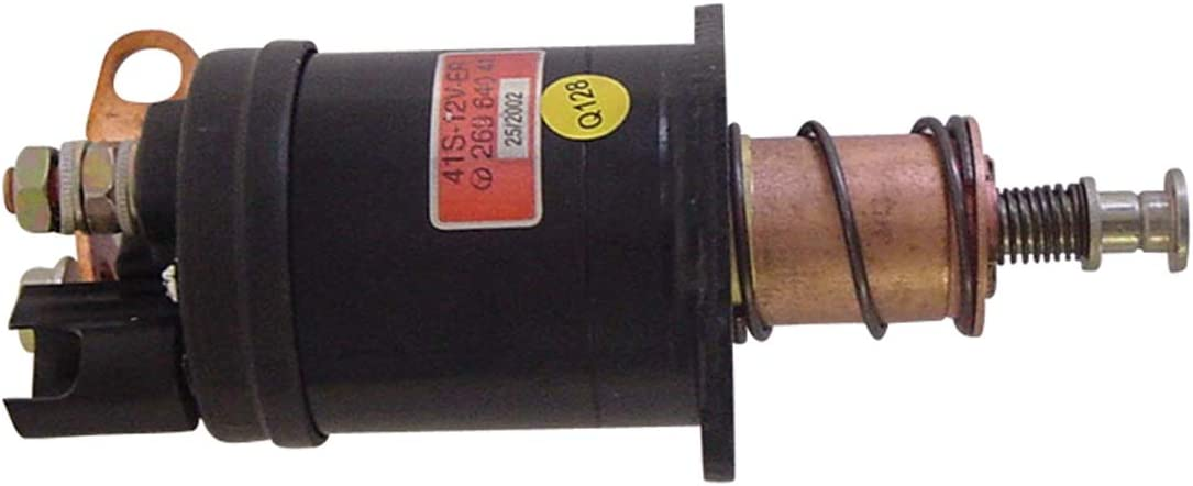 Complete Tractor Indefinitely New 1100-0202 Replacem Be super welcome Compatible Solenoid with