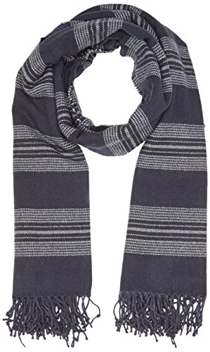 Levi's SEASONAL STRIPE WRAP Foulard, Bleu (Navy Blue), Unique (Taille Fabricant: Un) Mixte Adulte