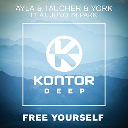 Ayla, Taucher & York feat. Juno im Park