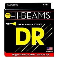 DR HI-BEAM LMR5-130 Medium Extralong Scale 5 String エレキベース弦