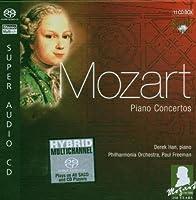 モーツァルト:ピアノ協奏曲全集(11-SACD)