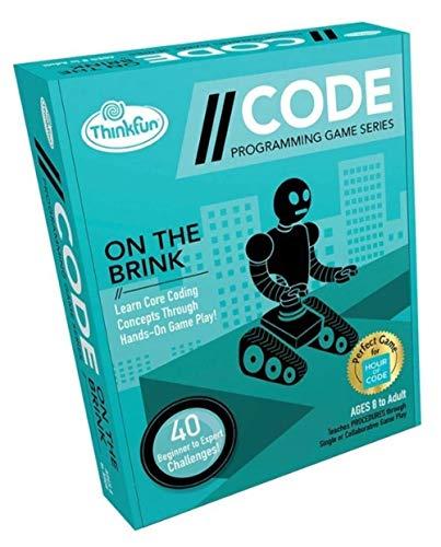 Think Fun Code On The Brink, Blue