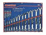 Westward 4PL91 Combo Wrench Set