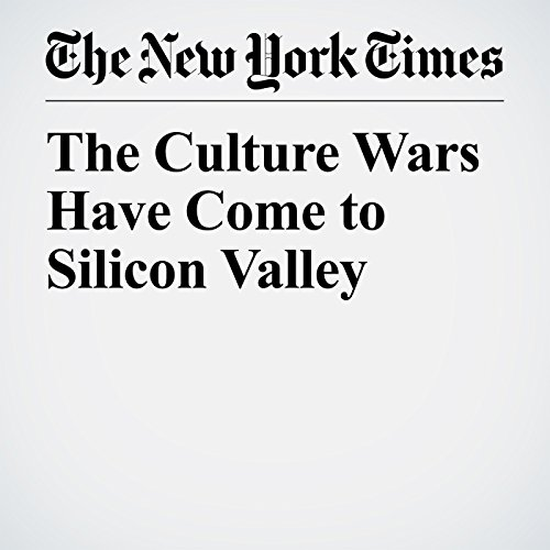 The Culture Wars Have Come to Silicon Valley copertina