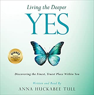 Living the Deeper Yes audiobook cover art