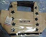 BAYFLOW ベイフロー トートバッグ 星柄 S