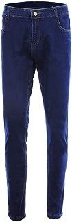LXLDH Skinny Jeans Pant Casual Trousers Denim Black Jeans Homme Stretch Pencil Pants