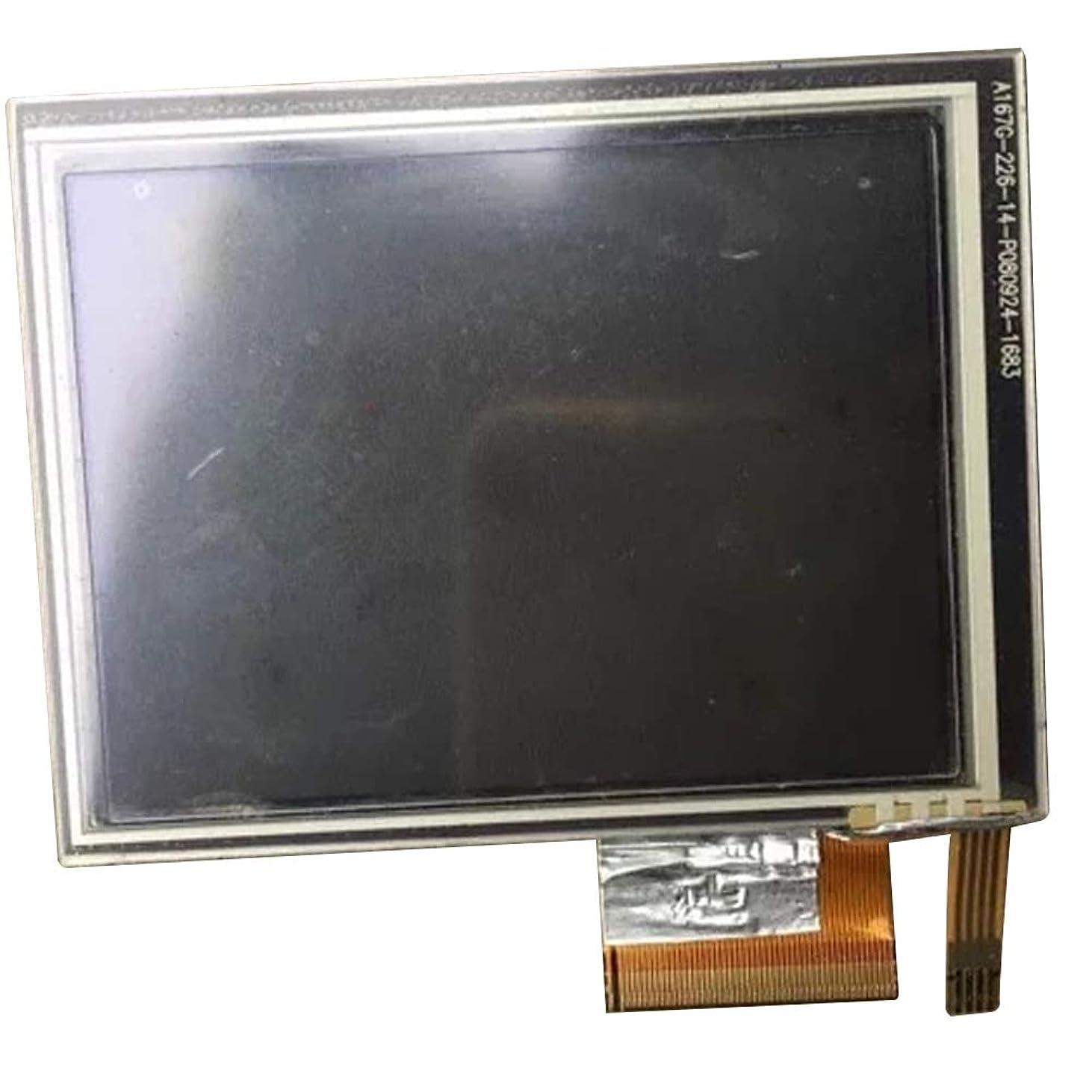 L&W 3.5 inch LCD Display Screen for Navigation Model Name LQ035Q7DH06 by L&W LCD lrgja601811