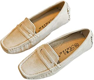 Hopscotch Baby Boys PU Boy Loafers in Ivory Color