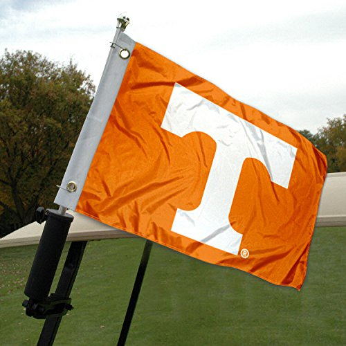 College Flags & Banners Co. University of Tennessee Golf Cart and Boat Flag