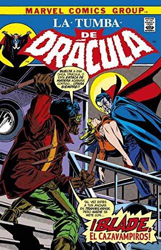 La Tumba de Drácula 2 de 10. ¡Blade, el cazavampiros!