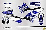 Kit Adhesivos Yamaha YZ 2015-2020 ADESIVI Sticker KLEBER AUFKLEBER CALCAMONIA