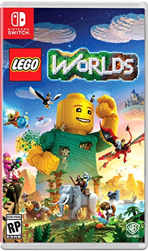 LEGO Worlds - Nintendo Switch - Standard Edition