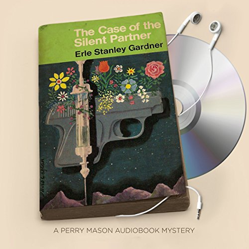 The Case of the Silent Partner audiobook cover art
