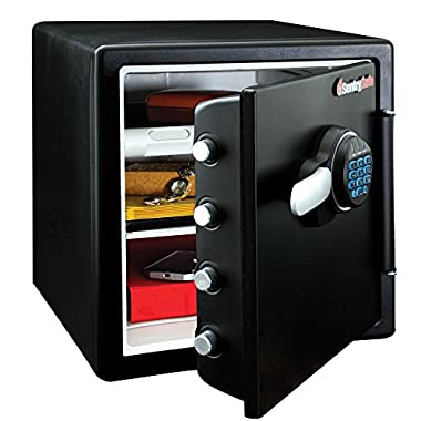SentrySafe SFW123FUL Fireproof Safe and Waterproof Safe with Digital Keypad 1.23 Cubic Feet