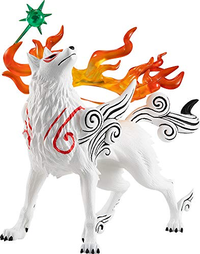 POP UP PARADE Okami Amateras Non-Scale ABS & PVC Pre-painted Complete Figure