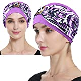 Head Caps for Cancer Patients Funky Chemo Headwear Hat for Women