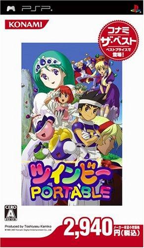 Twinbee Portable (Konami the Best)[Import Japonais]