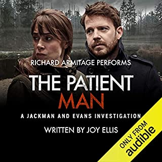 Page de couverture de The Patient Man