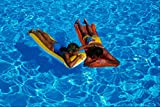 702010 People On Air Mattress In Pool Lanzarote Spain A4