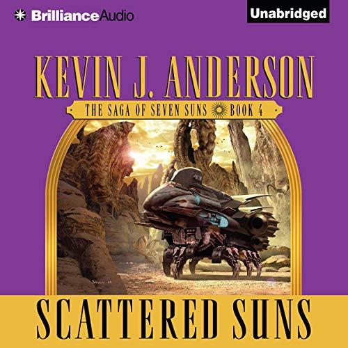 Scattered Suns cover art