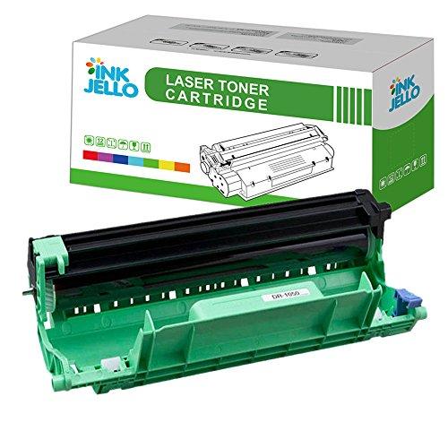 InkJello kompatibel Trommeleinheit Ersatz für Brother DCP-1510 DCP-1512 DCP-1610W DCP-1612W HL-1110 HL-1112 HL-1210W HL-1212W MFC-1810 MFC-1910 MFC-1910W DR1050 (1-Pack)