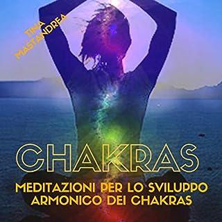 Sviluppo Armonico dei Chakras copertina