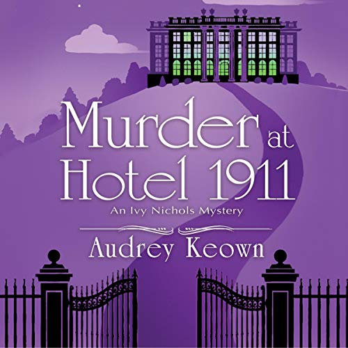 Murder at Hotel 1911  By  cover art
