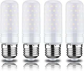 Rayhoo E26 E27 LED Light Bulbs 12W 1200 Lumens Incandescent 100-120W Bulb Equivalent, AC 85~265V, Warm White 3000K, 4 Pack